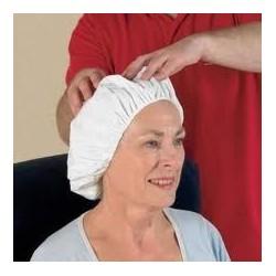 Bonnet de shampooing,aloé...