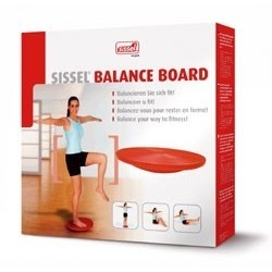 Sissel Balance Board rouge