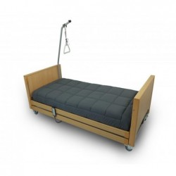 Lit Medical Grand Luxe Hêtre
