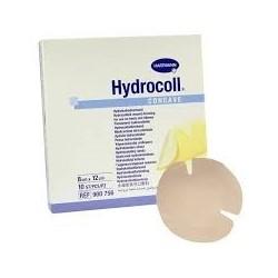 Hydrocoll concave 8x12cm/10p