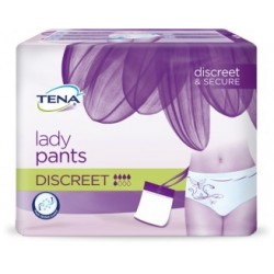 Tena Lady Pants Discreet M 12p