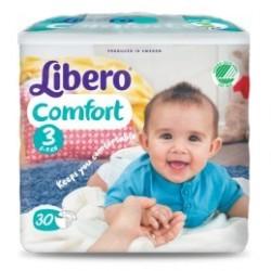 Libero Comfort 3/ 5-9kg  3x62p