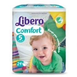 Libero Comfort 5/ 10-14kg  50p