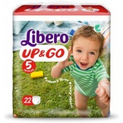 Libero Up & Go n°5...
