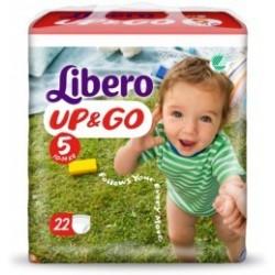 Libero Up & Go n°5...