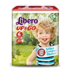 Libero Up & Go n°6...