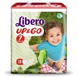 Libero Up & Go n°7...