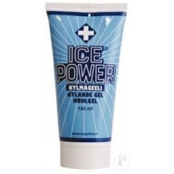 Ice Power Gel tube 150ml