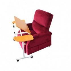 Table de fauteuil 3 panneaux
