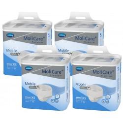 Molicare Mobile XS 4x14pces