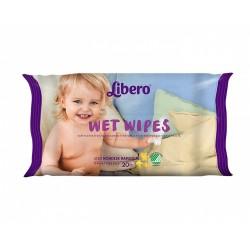 Libero Wep Wipes 64p