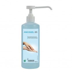 ANIOSGEL 85 Bleu 500ml+pompe