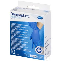 Dermaplast Medical Gants M 10p
