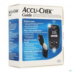 Accu-Chek Guide Glucomètre Kit