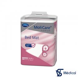 Molicare Bed Mat 7 Gouttes...