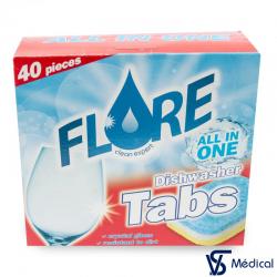 Flore Tabs pastille 40p