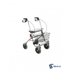Rollator Pliables 4 roues
