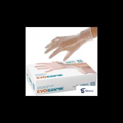 Evocare gants Vinyl Blanc...