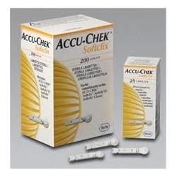 Accu-Chek Softclix 200p